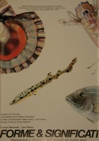 Forme e significati. Osservazioni e riflessioni sugli animali del nostro mare