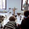 Museo di Storia Naturale di venezia_Notte dei Ricercatori 2014_Laboratorio Grandi Orsi e Piccoli Toporagni