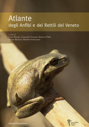 Atlante degli anfibi e dei rettili del Veneto